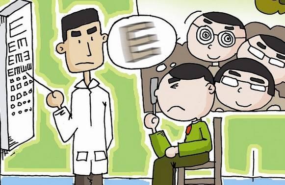 眼睛近视与视神经有关系吗?